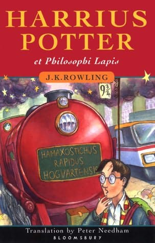 Harry Potter in Latin