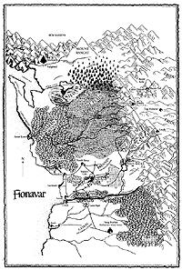 Fionavarmap